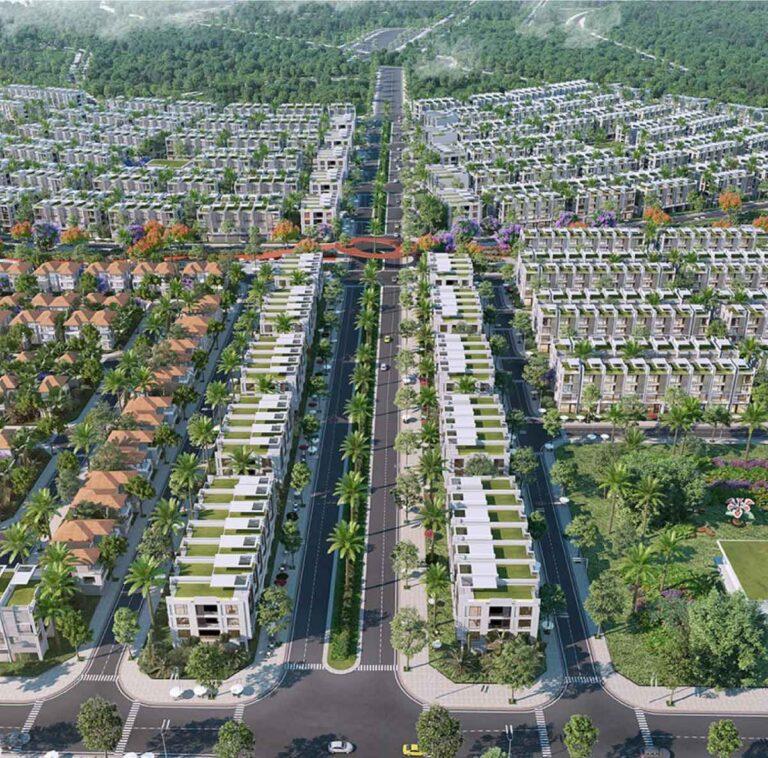 Quỹ đất của Meyhomes Capital Phú Quốc thuộc quy hoạch đất ở đô thị