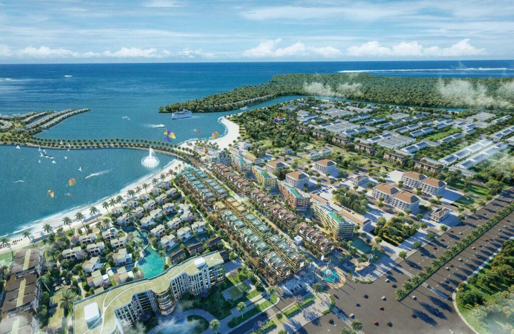 Mặt bằng phân khu dự án Selavia Phú Quốc