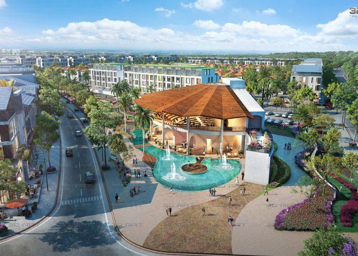 Hình Ảnh Cảnh Quan Meyhomes Capital Phú Quốc.